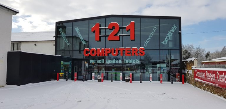 121 Computers Diss